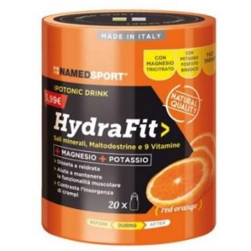 NAMED SPORT HYDRAFIT INTEGRATORE ENERGETICO 400 GRAMMI + BORRACCIA OMAGGIO