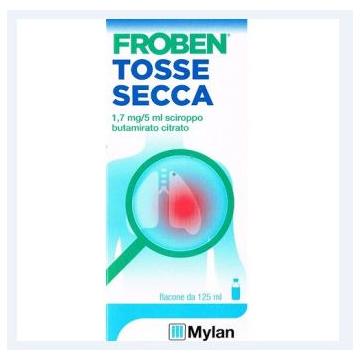FROBEN TOSSE SECCA SCIR125ML