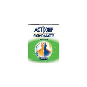 ACTIGRIP GIORNO&NOTTE12+4CPR
