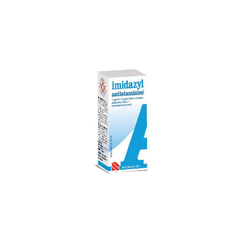 IMIDAZYL ANTIST COLL 1FL10ML