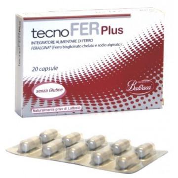 TECNOFER PLUS 20CPS
