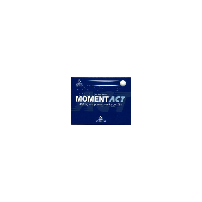 MOMENTACT 6CPR RIV 400MG