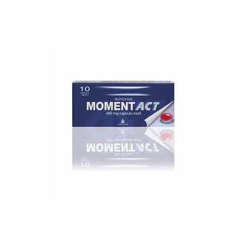 MOMENTACT 10CPS MOLLI 400MG