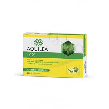 AQUILEA LAX INTEGRATORE ALIMENTARE BENESSERE INTESTINALE 30 COMPRESSE