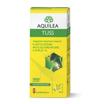 AQUILEA TUSS INTEGRATORE ALIMENTARE VIE RESPIRATORIE 200 ML