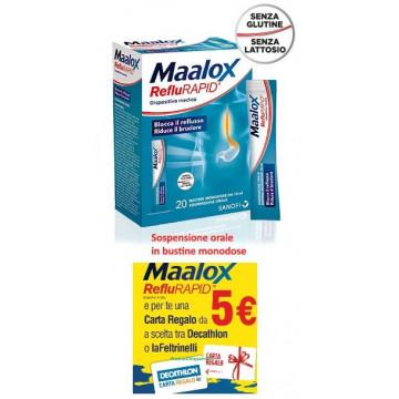 MAALOX REFLURAPID PROMOC20BU