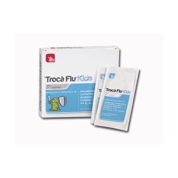 TROCA' FLU KIDS 10BUST