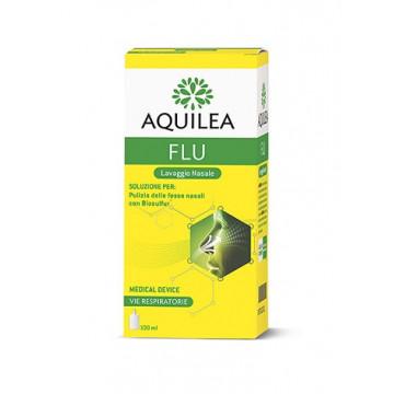 AQUILEA FLU LAVAGGIO NASALE SOLUZIONE VIE RESPIRATORIE 100 ML