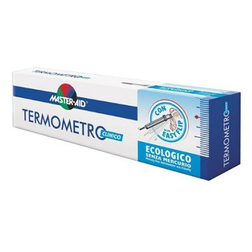 MASTER-AID TERMOMETRO CLINICO ECOLOGICO SENZA MERCURIO