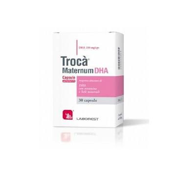 TROCA' MATERNUM DHA 30CPS