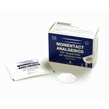 MOMENTACT ANALGESICO 12BUST