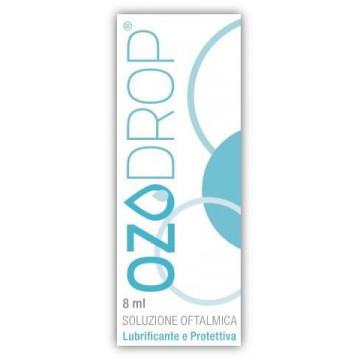 OZODROP SOLUZIONE OFTALMICA LUBRIFICANTE E PROTETTIVA 8 ML