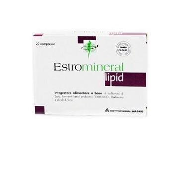 ESTROMINERAL LIPID 20CPR