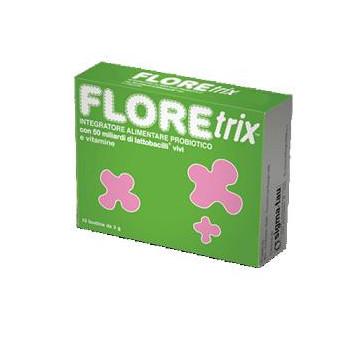 FLORETRIX INTEGRATORE FLORA INTESTINALE 10 BUSTINE