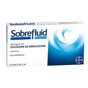 SOBREFLUID NEBUL 10F 40MG3ML