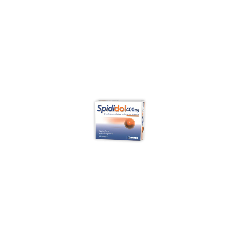 SPIDIDOL OS GRAT 12BS400MGAL