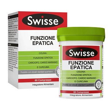 SWISSE FUNZIONE EPATICA60CPR