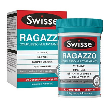 SWISSE MULTIVIT RAGAZZO60CPR