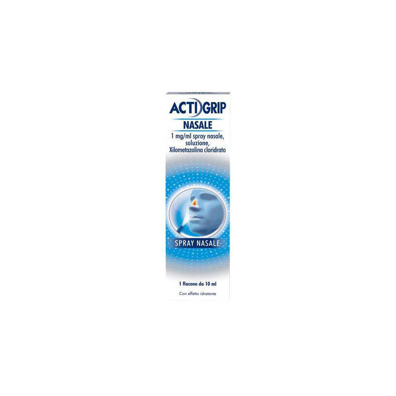 ACTIFED DECONGEST SPRAY 10ML
