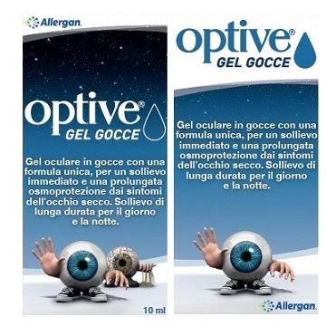 OPTIVE GEL OCULARE GOCCE10ML