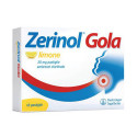 ZERINOL GOLA LIMO 18PAST20MG