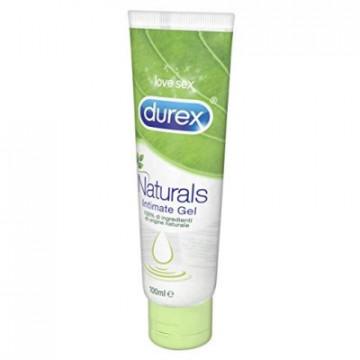 LUBRIFICANTE DUREX NATURAL GEL 100 ML
