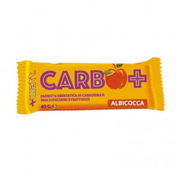 CARBO+ BARRENERGALBICOCCA40G