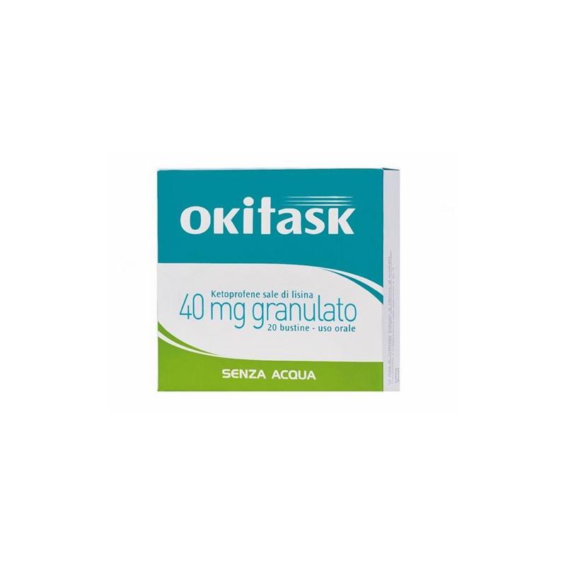 OKITASK OS GRAT 20BUST 40MG