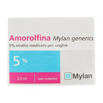 AMOROLFINA MY SMALTO 2,5ML5%