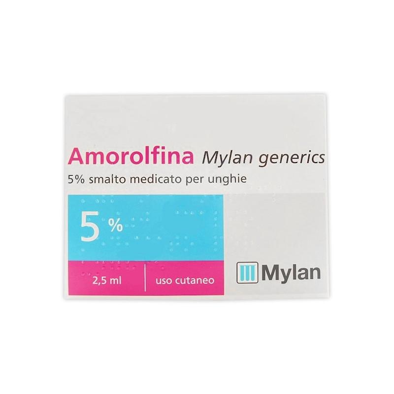 AMOROLFINA MY SMALTO 2,5ML5%