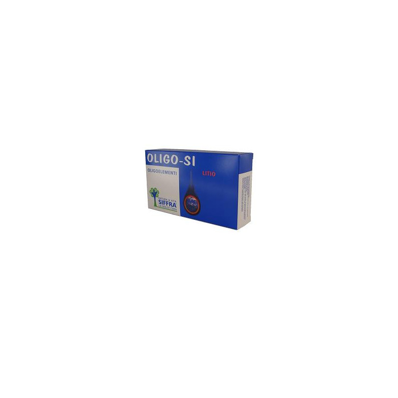 LITIO 20F 2ML OLIGOSI