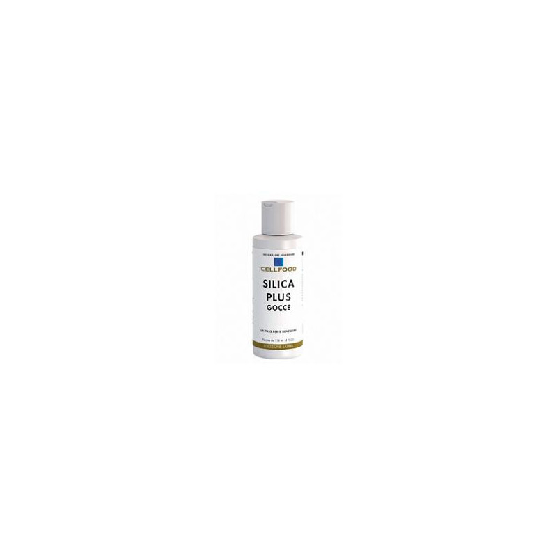 CELLFOOD SILICA GOCCE 118ML