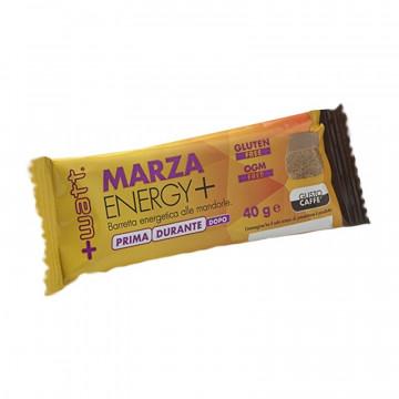 +WATT MARZA ENERGY+ BARRETTA PROTEICA ENERGIZZANTE GUSTO CAFFE' 40 G