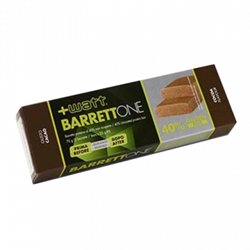 BARRETTONE BARRETTA PROTEICA AL 40% NON RICOPERTA GUSTO CACAO 70 G