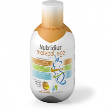 NUTRIDIUR METABOLAGE INTEGRATORE DEPURATIVO E DRENANTE 240 ML