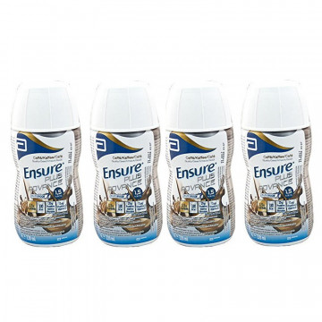 ENSURE PLUS ADVANCE CAFFE' 4 BOTTIGLIE DA 220 ML
