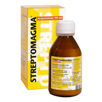 STREPTOMAGMA OS SOSP FL 90ML