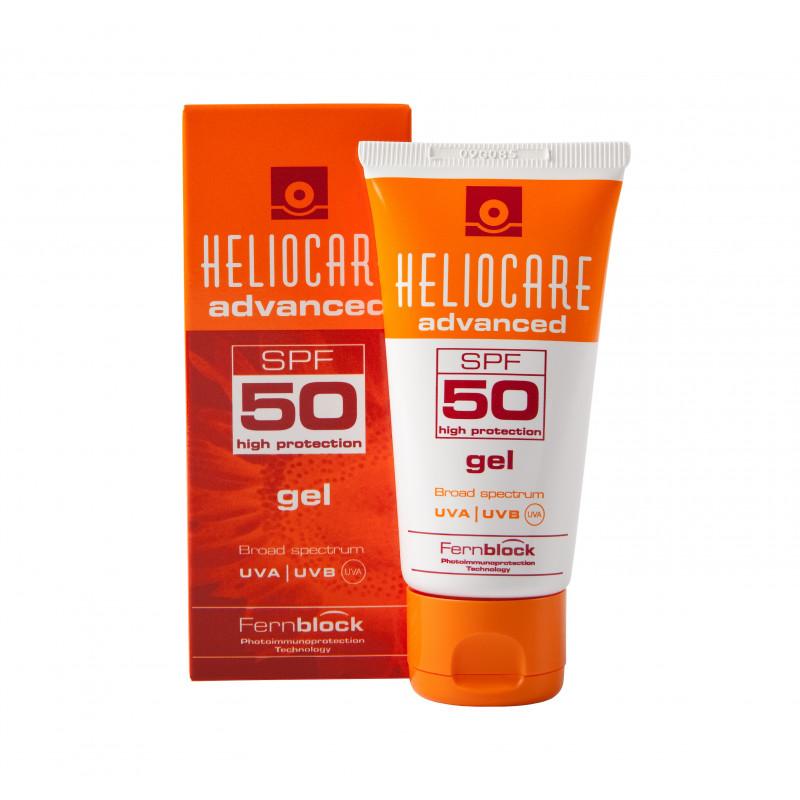HELIOCARE ADVANCED CREMA SOLARE SPF 50+ 50 ML PROTEZIONE MOLTO ALTA