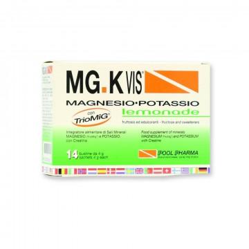MG.K VIS MAGNESIO POTASSIO 14 BUSTINE LIMONE INTEGRATORE ENERGETICO