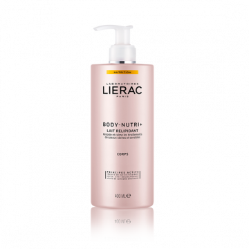 LIERAC BODY NUTRI+ LATTE RELIPIDANTE E NUTRIENTE CORPO 400 ML