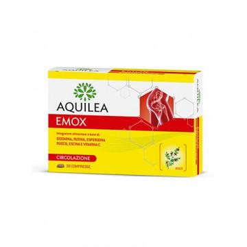 AQUILEA EMOX INTEGRATORE ALIMENTARE PER LA CIRCOLAZIONE 30 COMPRESSE