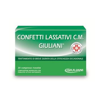 CONFETTI LASSAT GIULCM20CONF