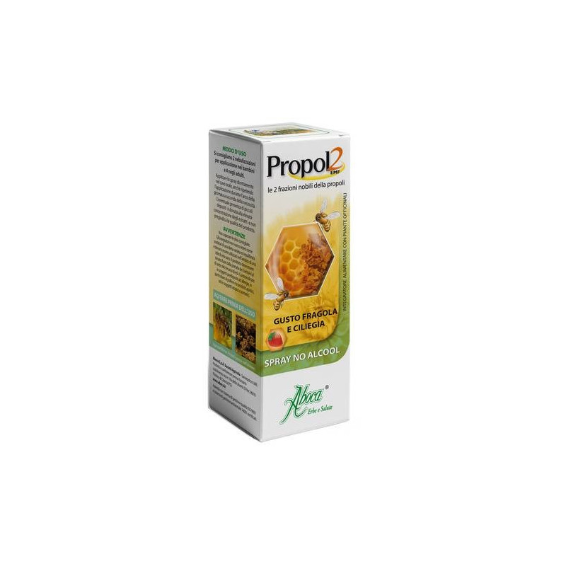 ABOCA PROPOL2 EMF SPRAY NO ALCOOL MAL DI GOLA 30 ML
