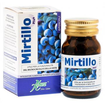 ABOCA MIRTILLO PLUS INTEGRATORE MICROCIRCOLO E VISTA 70 OPERCOLI