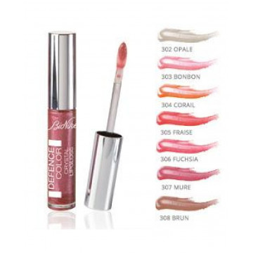 BIONIKE DEFENCE COLOR CRYSTAL LIPGLOSS LUCIDALABBRA 308 BRUN 6 ML
