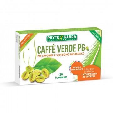 CAFFÈ VERDE PG INTEGRATORE ALIMENTARE SOSTEGNO METABOLICO 30 COMPRESSE
