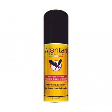 ALONTAN FAMILY 75 ML INSETTO REPELLENTE ADULTI E BAMBINI