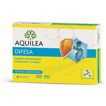 AQUILEA DIFESA 30 CAPSULE - VITAMINA C E DIFESE IMMUNITARIE