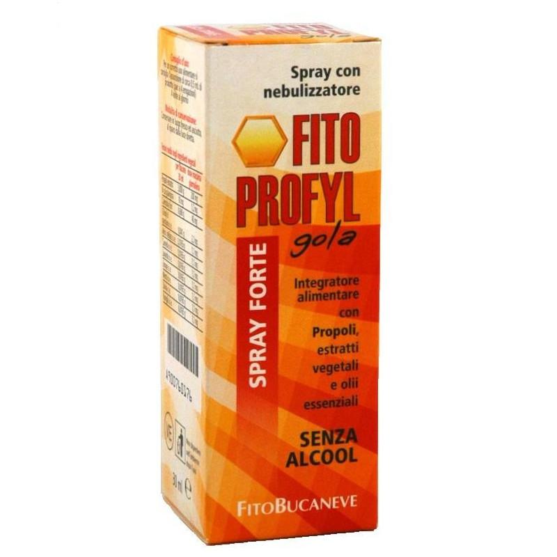 FITOPROFYL SPRAY PROTETTIVO GOLA PER ADULTI 30 ML