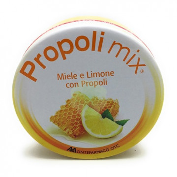 PROPOLI MIX MIELE LIMONE 30 CARAMELLE